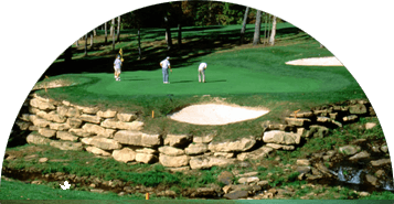 Bear Trace Golf Course at Cumberland Mountain