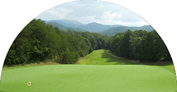 Gatlinburg Golf Course in Pigeon Forge, Tennessee